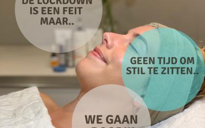 Lockdown in heel Nederland. Contactberoepen tot en met 19 januari dicht.